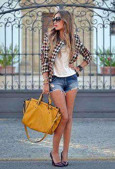 Zara  Camisetas, Zara  Chaquetas and Zara  Pantalones cortos