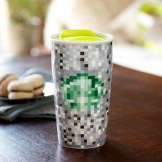 Starbucks, Rodarte Starbucks × Rodarte / Double Wall Ceramic Traveler - 12 fl oz