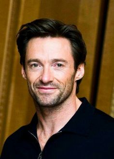 Hugh Jackman - He can act, sing and dance. Not to mention he's gorgeous!!