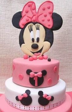 Imagenes, fantasía y color: IDEAS PARA FIESTA INFANTIL MINNIE MOUSE