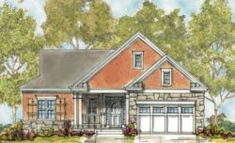 MonsterHousePlans - 10-1310 French Country House Plans, French Country Style, House Plans 3 Bedroom, Monster House Plans, European House, Plan Design, Floor Plans, How To Plan, Bathrooms