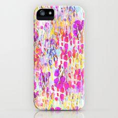 Flower+Fields++iPhone+%26+iPod+Case+by+Nikkistrange+-+%2435.00