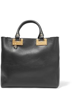 Sophie Hulme Beaumont textured-leather tote