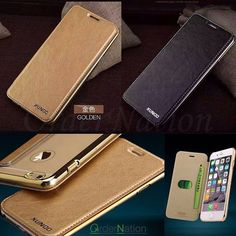 Protect and Enhance the look of your smartphone with Elegant yet Stylish XUNDD Encore Series Folio Leather Flip Cover (Limited Stock) Discounted Price: Rs. 1200 was(Rs. 2000) (Free Delivery) (Cash On Delivery) Available in Models: iPhone 6 6s 6 plus 6s plus  Samsung s6 s6 edge s6 edge  Note 5 j2 j5 j7 (Golden Black) TO PLACE AN ORDER: Dm us on insta SMS/WhatsApp: 0306-4744465 or Inbox Us on Facebook! or Visit our website: http://ift.tt/1PrWoCy - #OrderNation #OnlineShopping…
