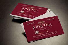 L'agence Bristol est un acteur majeur de l'immobilier à Beaulieu sur Mer, Villefranche Sur Mer, Saint Jean Cap Ferrat et Eze sur Mer. Nous lui avons réalisé ces cartes de visite.