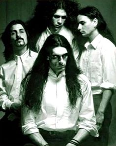 Type O Negative in 1993 Scan by the book:Soul on Fire by Jeff Wagner Credits:John Wadsworth Edited by metaladdiction Doom Metal Bands, Rock Bands, Type 0 Negative, Grunge Hippie, Pale Horse, Peter Steele, Soul On Fire, Green Man, Concert Posters