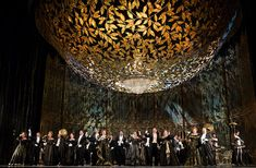 Jeremy Sams Directs 'Die Fledermaus' at the Met - 1/14 ehhh