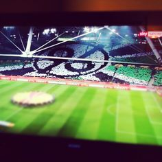 Hannover 96 playing UEFA Europa League