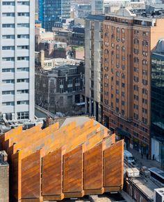 Shaftesbury Theatre renovation / Bennetts Associates
