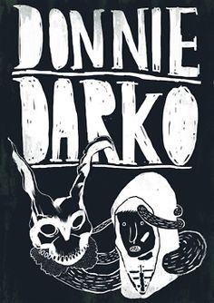 #design DONNIE DARKO