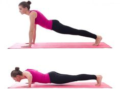 How To Get Rid Of Flabby Arms - Push-Ups