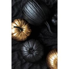 Chic Halloween Decor Ideas ❤ liked on Polyvore featuring backgrounds