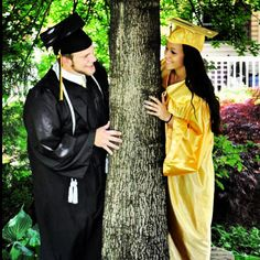 A cute idea for a couple photo.  This could be used for any occasion for example graduation, holidays, weddings, etc..
