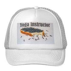 Yoga Instructor Trucker Hat