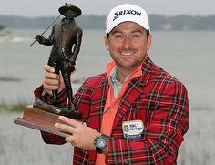 One of my favorite golfers to watch..Graeme McDowell - winner of RBC Heritage