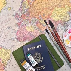Travel has played such a huge role in my life. Growing up in South East Asia & being exposed to a variety of cultures from an early age shaped who I have become. I travel because it feeds my creative soul. I make art because it fulfills my purpose. . Follow my journey on http://ift.tt/2rnknOo . . . . . #art #instaartist #artoftheday #instaart  #sketch_daily #creativeart  #landscape  #watercolor #painting  #danielsmithwatercolor #fantasy  #watercolour #painting  #sanfranciscoart…
