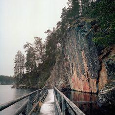 Rock Art Finland Värikallio Suomussalmi