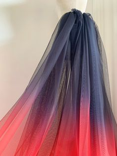 Tulle Lace, Beaded Lace, Embroidered Lace, Tulle Tutu, Ombre Color, Gradient Color, Ruffle Fabric, Thing 1, Dip Dye