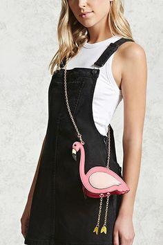 Flamingo Crossbody Bag- Forever 21-    $19.90
