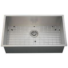 The Polaris Sinks PS2233 16-gauge Kitchen Ensemble
