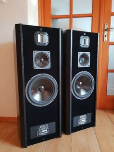 Quadral Amun Kolumny Podlogowe High End Speakers, Tower Speakers, Audiophile Speakers, Stereo Speakers, Speaker System, Audio System, Infinity Reference, Home Theater Surround Sound, Best Home Theater