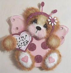 luv bug tear bear
