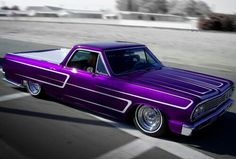 el camino......GORGEOUS!! Love it in purple!!!!! ♫♫♥♥♫♥♫♫♥JML