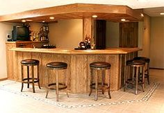 Building A Bar For Your Home