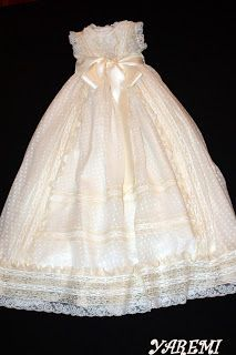 vestido bautizo Lace Christening Gowns, Baptism Gown, Baby Christening, Little Girl Dresses, Flower Girl Dresses, Blessing Dress, Baptism Outfit, Angel Gowns, Vintage Baby Clothes
