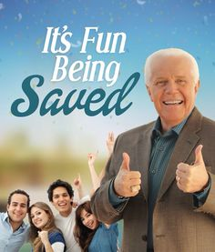 Being born again is the first step toward really enjoying life. Jesse Duplantis Ministries