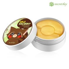 We are now presenting the acclaimed Secret Key Gold Racoony Hydro Gel Eye & Spot Patch at a brilliant price. Don't miss it - purchase the Secret Key Gold Racoony Hydro Gel Eye & Spot Patch here today! Skin Care Regimen, Skin Care Tips, Korean Beauty, Asian Beauty, Korean Makeup, Eucalyptus Globulus, Colloidal Gold, Dry Eyes Causes, Circle Face