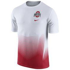 Ohio State Buckeyes Nike 2016 Basketball Disruption Player Dri-FIT T-Shirt  - White