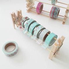 ¿Que es Washi Tape? Washi Tape Diy, Masking Tape, Washi Tapes, Tapas, Washi Tape Dispenser, Lace Tape, Biscuit, Diy Crafts For Home Decor, Space Crafts