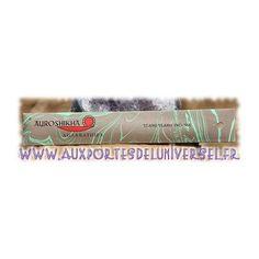 Auroshikha Agarbathies en bâtons Parfum Ylang Ylang
