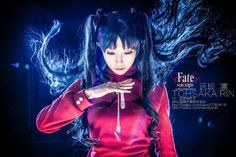 Kariko Rin Tohsaka Cosplay Photo - WorldCosplay