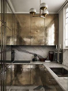 Unexpected But Timeless Cabinet Designs For The Kitchen | www.bocadolobo.com #bocadolobo #luxuryfurniture #interiordesign #designideas #homedesignideas #homefurnitureideas #furnitureideas #furniture #homefurniture #cabinetsideas #cabinetdesigns #moderncabinets #cabinets #moderncabinetideas #kitchencabinets