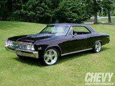 '67 Chevelle SS