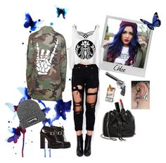 """Life is strange: Chloe Price"" by no-thanks-cmlx ❤ liked on Polyvore"