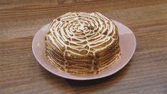 Lemon Sponge Cake, Sponge Cake Recipes, Masterchef Recipes, Italian Meringue, Pastry Brushes, Lemon Curd, Network Ten, Tray Bakes, Cupcakes