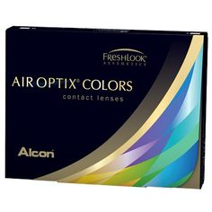 Get the best prices on AIR OPTIX COLORS 2-pack contacts online at DiscountContactLenses.com. Try the easy way to buy contact lenses online. Lowest Prices Guaranteed. Discount Contact Lenses, Cheap Contact Lenses, Disposable Contact Lenses, Contact Lens Brands, Green Contacts Lenses, Colored Eye Contacts, Toric Lenses, Eye Prescription, Contacts Online