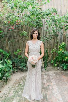 Lace Dress | Photo: Love Train Studios