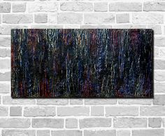 Kunstgalerie Winkler Acrylbilder Abstrakt Strukturbild Gemälde Unikat Neu