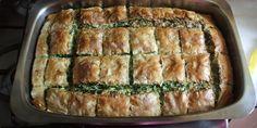 Bosnian Food | Bosnia & Herzegovina: Traditional Bosnian food called Pita zeljanica ...