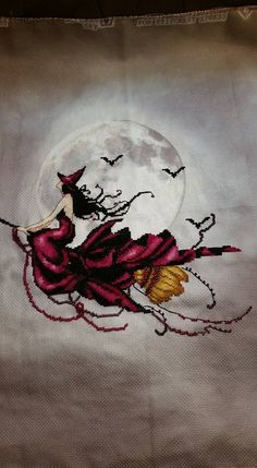nora corbet witch moon