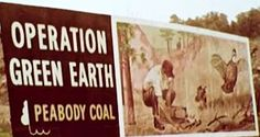 """Giant Shovel on Strip Mine Fight: 1973 Surface Mining, Sierra Club, Coal Mining, Cadiz, Shovel, West Virginia, Tractors, Egypt, Ohio"