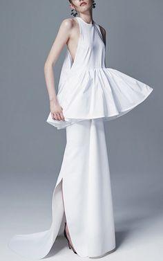 Maticevski Spring Summer 2016 Look 18 on Moda Operandi