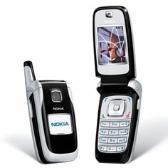 The term clamshell-loving Nokia user could appear to be an oxymoron. Focusing additional on block kind factors, Nokia flip phones have long been overshadowed by additional well-liked Motorola devices. While popular overseas, Nokia have lost market share in recent times, unable to capture the eye of the consumer. However things may change with the release of its newest devices; the Unlocked Nokia 6102 Flip Phone and its identical twin, the Nokia 6101 for T-Mobile. Old School Phone, Old Phone, Buy Phones, Flip Phones, Mobile Marketing, Science And Technology, Factors, Change, Tecnologia