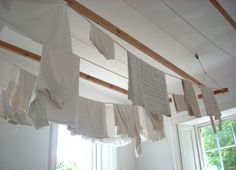 ceiling clothes airer
