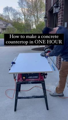 Concrete Crafts, Concrete Projects, Backyard Projects, Home Projects, Outdoor Projects, Garden Projects, Diy Furniture Plans Wood Projects, Diy Furniture Couch, Woodworking Projects