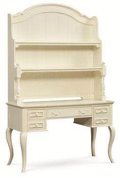 Charlotte Desk w/ Hutch by Legacy Classic Kids